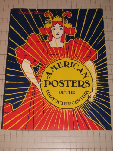 9780856702112: American Posters of the Turn of the Century