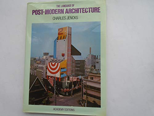 9780856703201: Language of Postmodern Architecture (An Architectural design monograph)