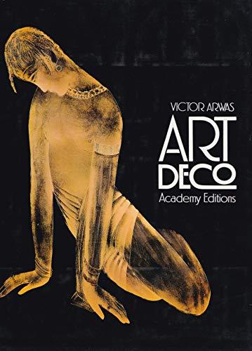 9780856705861: Art Deco / Victor Arwas