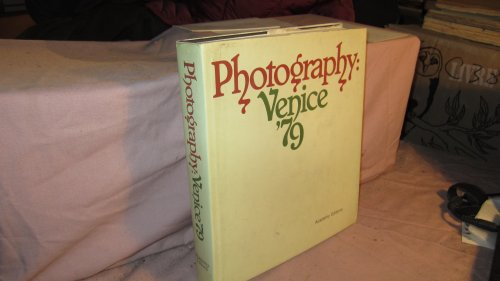 9780856706530: Photography: Venice, '79