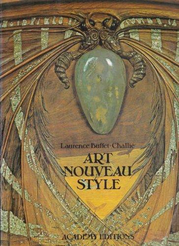 9780856706691: Art Nouveau Style