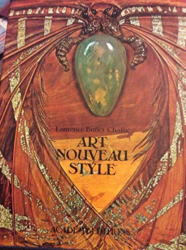 9780856706707: Art Nouveau Style
