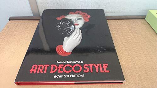 9780856706721: Art Deco Style