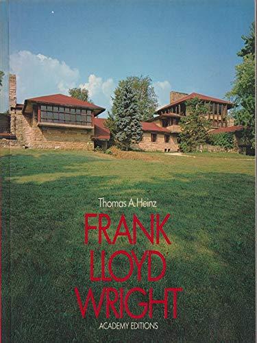 9780856706936: Frank Lloyd Wright