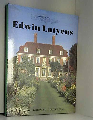 9780856708916: Edwin Lutyens