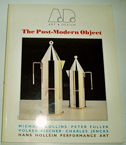 Post-modern Object (Architectural Design Profile): Andreas Papadakis