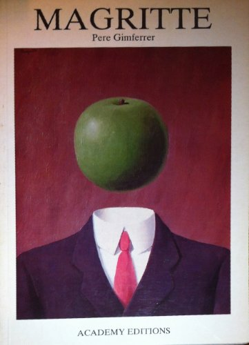 9780856709241: Magritte (Paper Only) (Art Monographs)