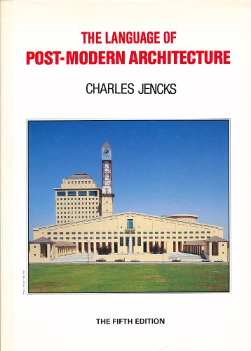9780856709340: Language of Postmodern Architecture
