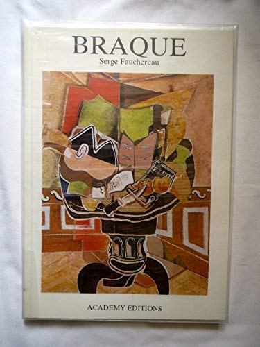 9780856709630: Braque (Art Monographs)