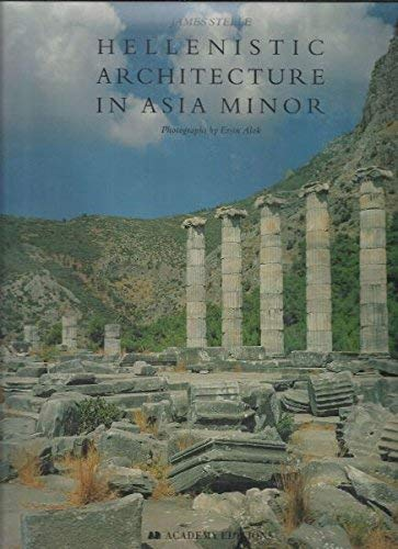 9780856709814: Hellenistic Architecture in Asia Minor