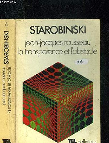 9780856722981: Jean-Jacques Rousseau