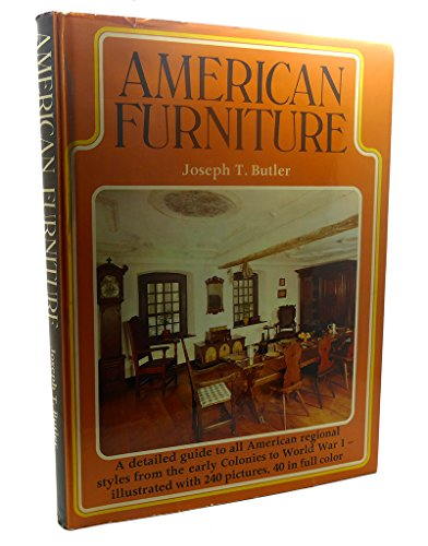 9780856740114: American Furniture