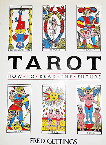 The Book Of Tarot.: FRED. GETTINGS