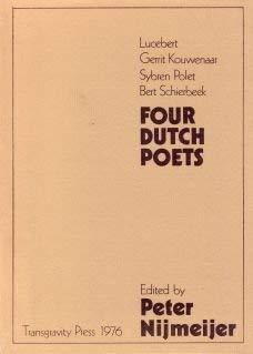 9780856820366: Four Dutch Poets: Lucebert, Kouwenaar, Polet, Schierbeek
