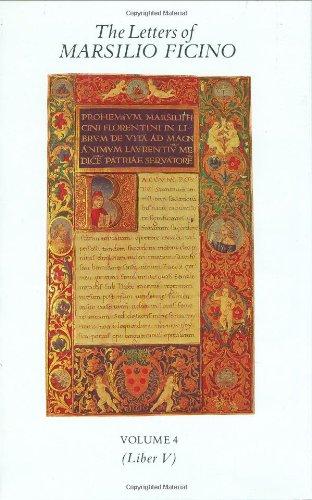 9780856830709: The Letters of Marsilio Ficino: 004