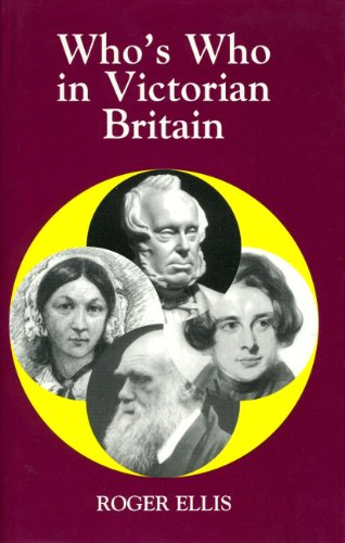 9780856830952: Who's Who in Victorian Britain (Who's Who in British History)