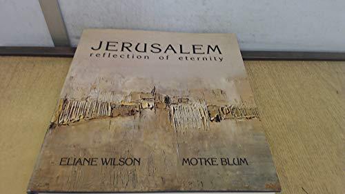 9780856831133: Jerusalem: Reflection of Eternity