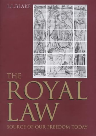 9780856831911: The Royal Law: Source of Our Freedom Today