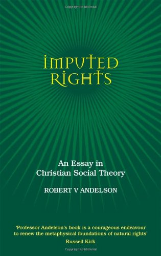 Imputed Rights (Paperback): Robert V. Andelson