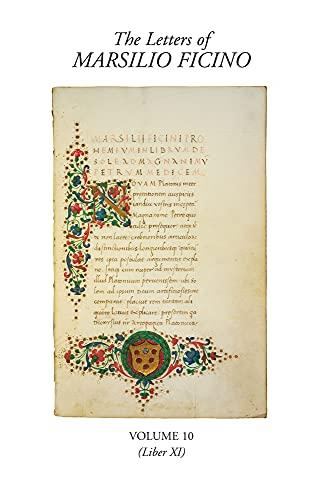 9780856835001: The Letters of Marsilio Ficino Volume 10
