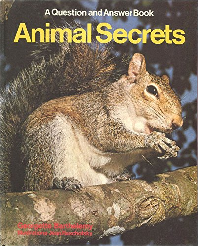 9780856850783: Animal Secrets (A question and answer book)
