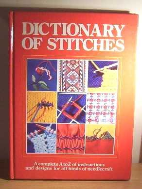 DICTIONARY OF STITCHES.: Sheila Brull