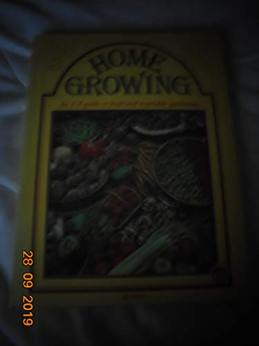 9780856852435: Home Growing