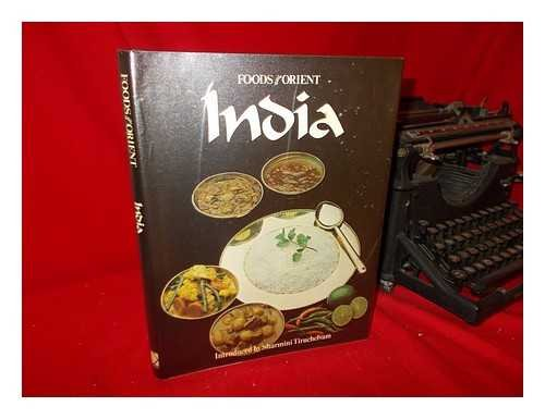 9780856854835: Foods of the Orient, India