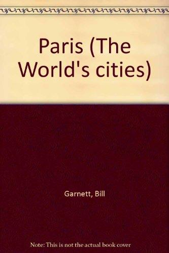 9780856855016: Paris (The World's cities)