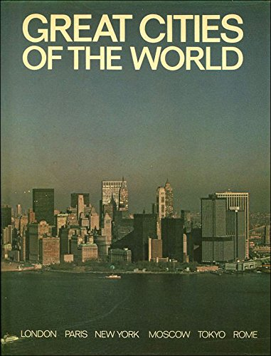 9780856855146: Great cities of the world