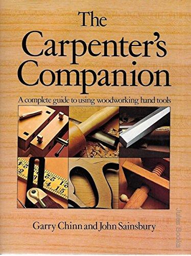 9780856857300: Carpenter's Companion