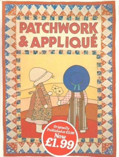 9780856857522: Patchwork & applique