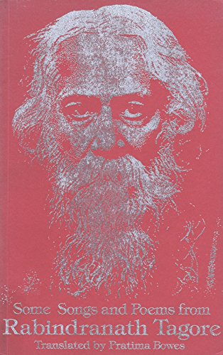 9780856920554: Some Songs and Poems from Rabindranath Tagore