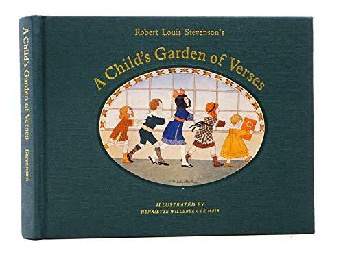 Child's Garden of Verses - Ex Library: Stevenson, Robert Louis