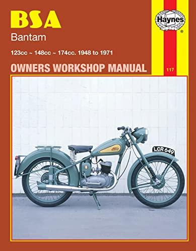 9780856961175: BSA Bantam, 1948-71 (Haynes Repair Manuals)