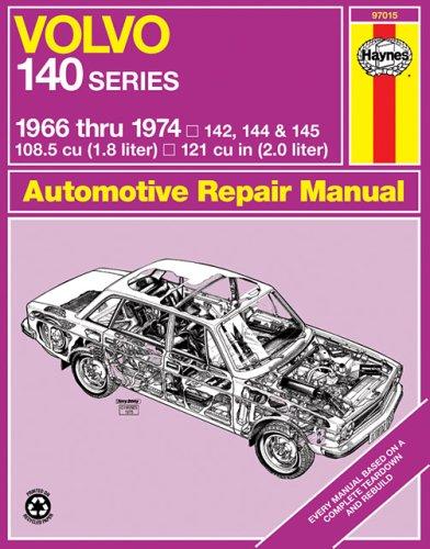 9780856961298: Volvo 140, 1966-74 (Haynes Repair Manuals)