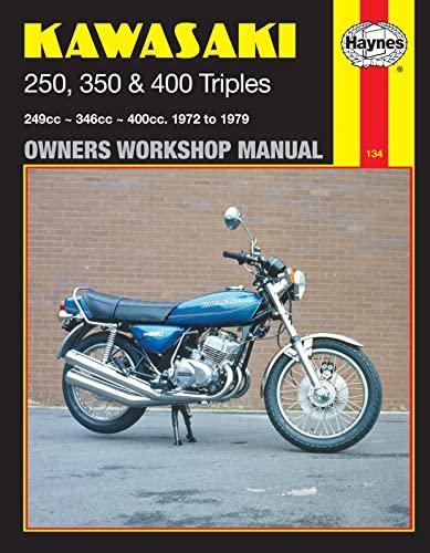 9780856961342: Kawasaki S1, S2, S3, and KH, 1971-79 (Haynes Repair Manuals)