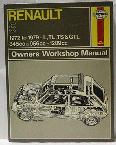 9780856961410: Renault 5 Owner's Workshop Manual ([Haynes owners workshop manuals])