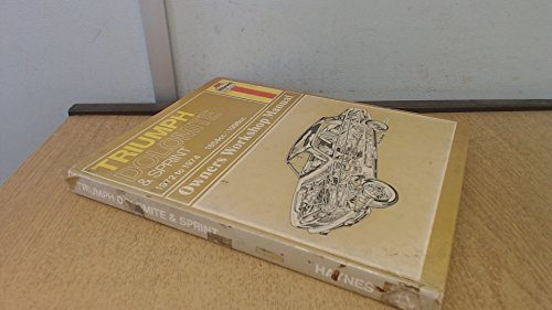 triumph sprint owners manual
