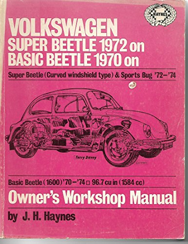 9780856961595: Volkswagen Beetle 1303 Owner's Workshop Manual