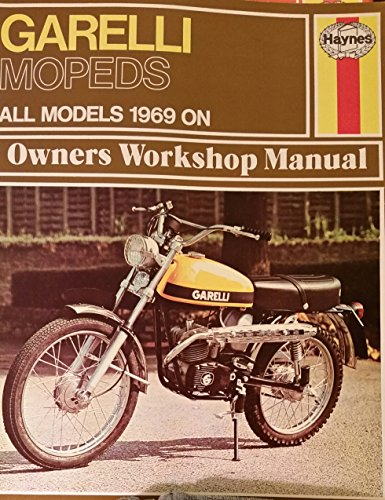 9780856961892: Garelli Mopeds Owner's Workshop Manual
