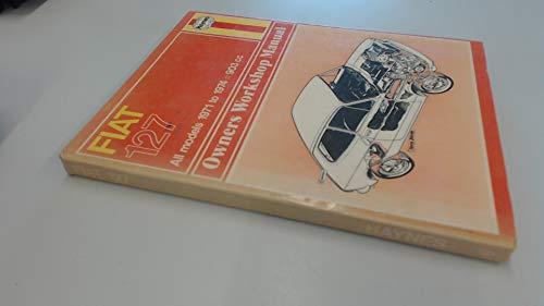 9780856961939: Fiat 127 Owner's Workshop Manual