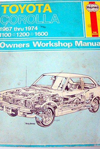 9780856962011: Toyota Corolla 1967-1974