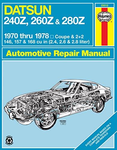 Datsun Owners Workshop Manual