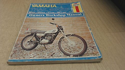 Yamaha 97cc, 123cc, 171cc Trail Bikes, 1971 Onwards, Owner's Workshop Manual (0856962104) by Mansur Darlington