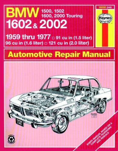 9780856962400: Bmw 1602 and 2002 1959 Thru 1977