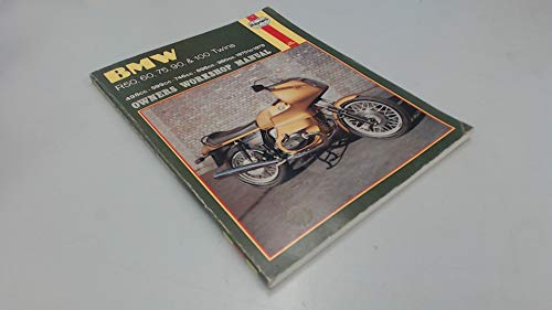 B. M. W. Series 5 and 6 Owner's Workshop Manual: John Witcomb