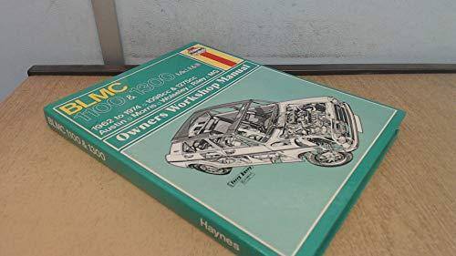 BLMC 1100 & 1300 Mk I, II: Haynes Manual