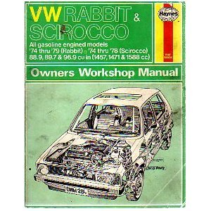 9780856962844: Volkswagen Golf Owner's Workshop Manual (Haynes owners workshop manuals)
