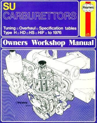 9780856962998: SU Carburettors Owner's Workshop Manual